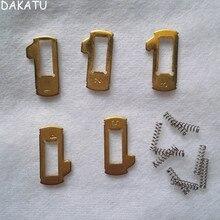 Kits de réparation de serrure automatique de roseau de serrure de DAKATU HY16 pour Hyundai Elantra pour Kia K2 K3 Forte plaque de serrure de roseau de serrure de voiture