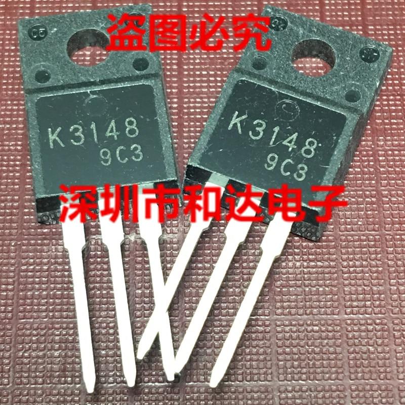 5pcs 2SK3148 K3148 TO-220F