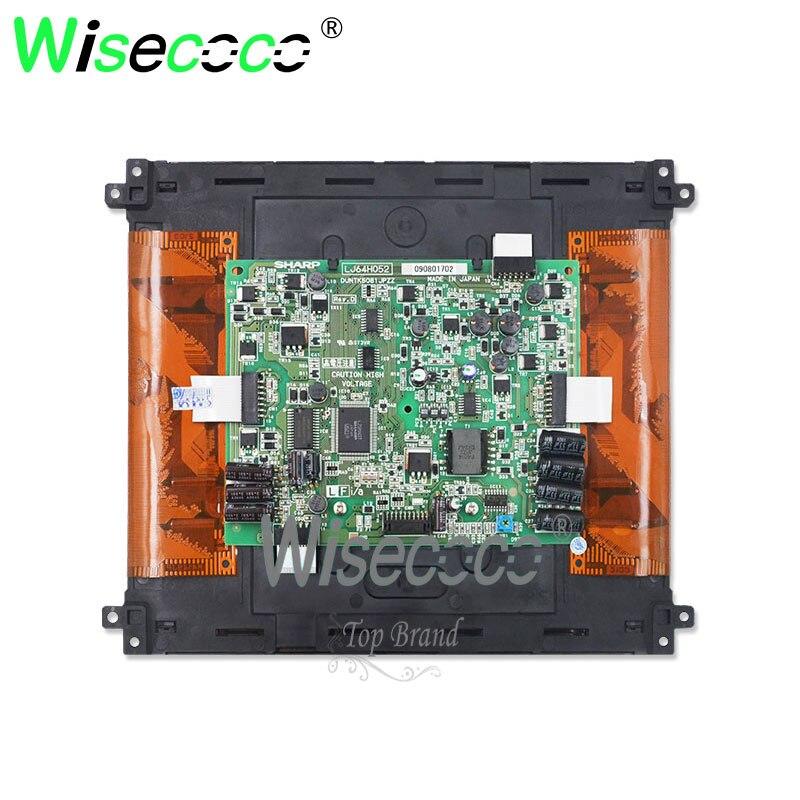 for industrial display 10.4 inch 680*480 self shine EL IPS 20pins  LCD screen display enlarge