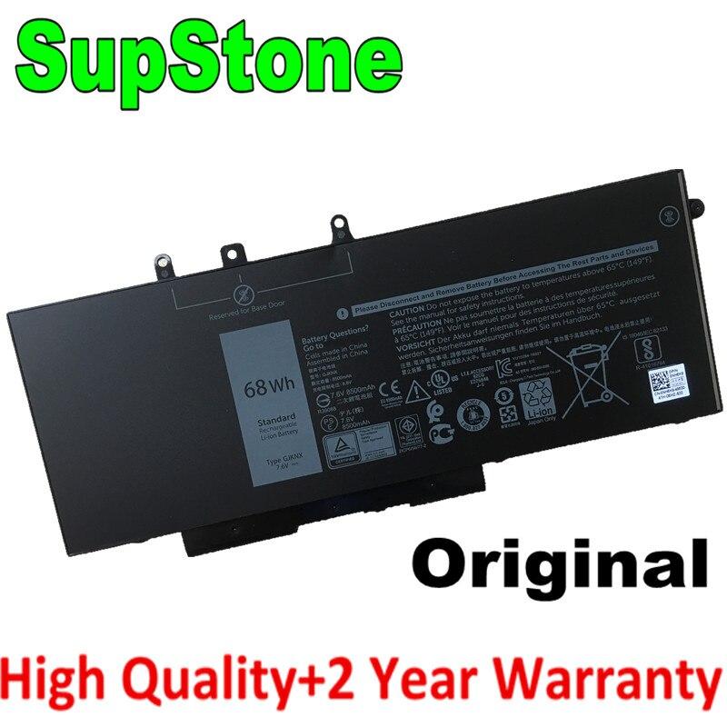 SupStone оригинальный GJKNX Аккумулятор для ноутбука Dell Precision M3520 M3530 широта E5480 E5580 E5490 E5590 GD1JP