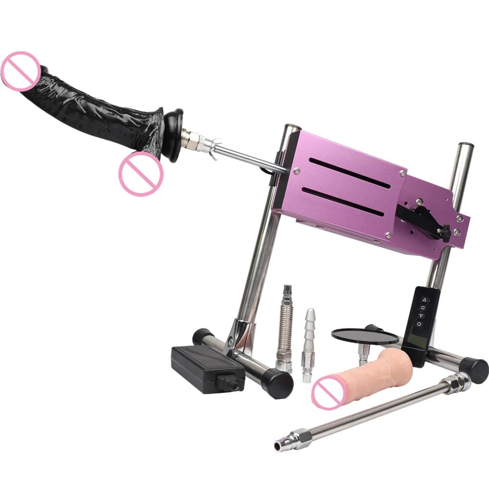 جهاز تحكم لاسلكي من فريدورش 80 وات ماكينات جنسية معدنية ماكينة الجنس للاستمناء ماكينة الحب للرجال والنساء ، منتجات جنسية