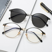 OLNYLO Fashion Retro Anti Blue Lights Glasses Lens Sunglasses Eyewear Frame Glasses Women Girls Prot