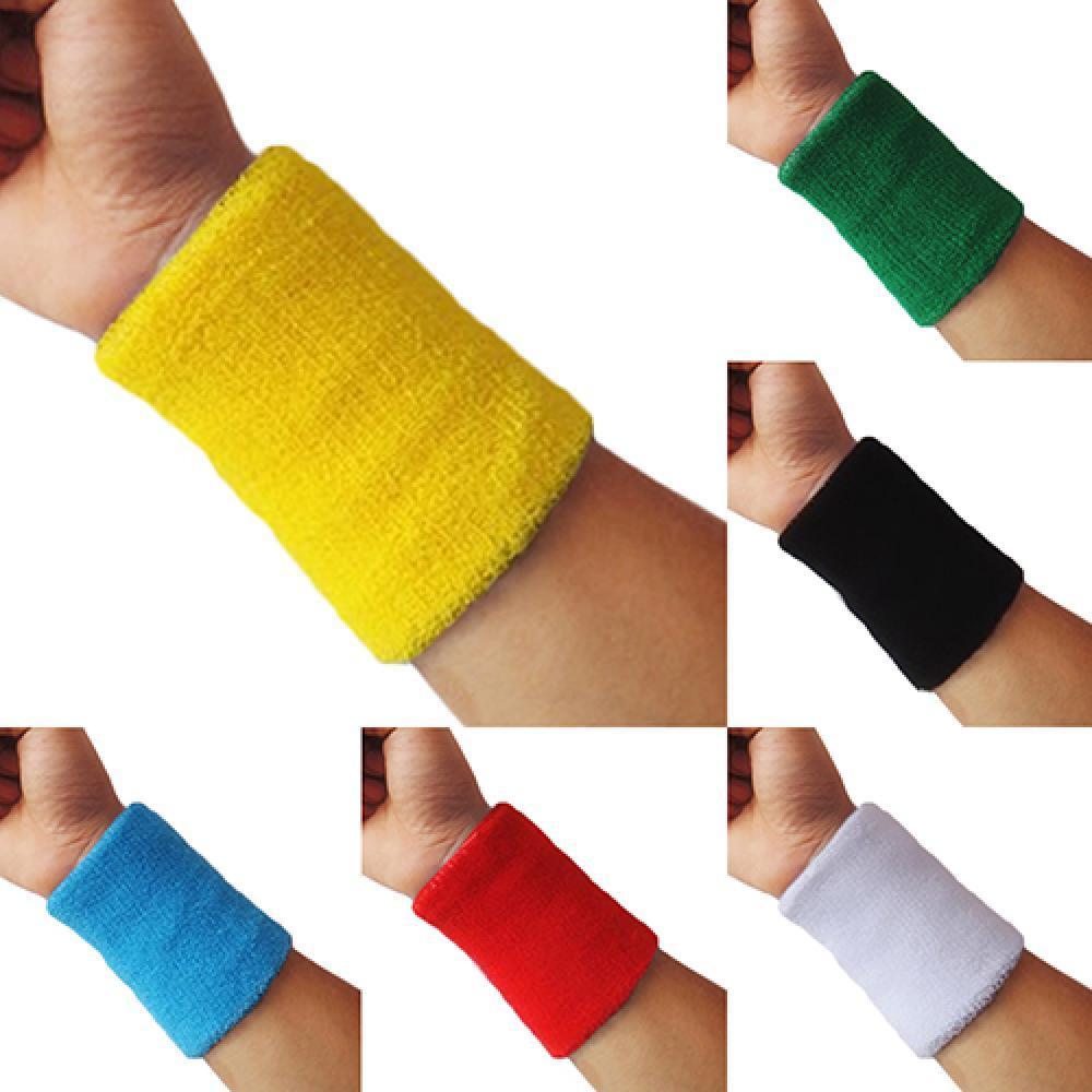 1x спортивные наручные Теннисный напульсник Сквош бадминтон спортивная баскетбольная браслет подарки ручной работы