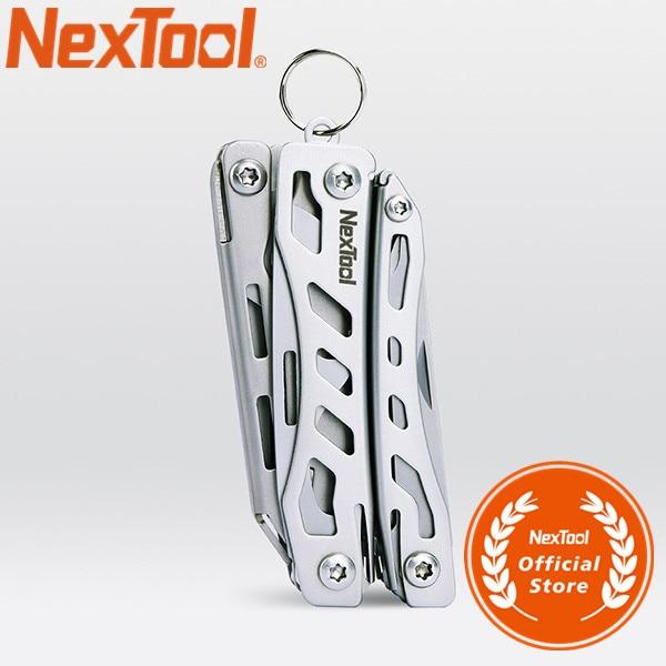 NE0138 NexTool Mini Flagship 10 IN 1 Multi Functional Tool Folding EDC Hand Tool Screwdriver Pliers