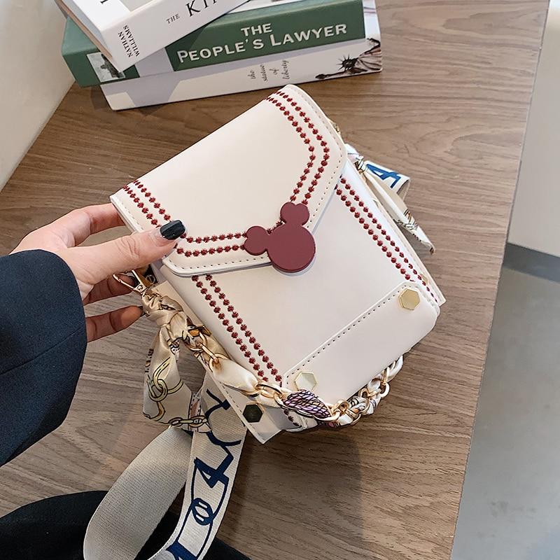 AliExpress - с доставкой Super PU Leather Crossbody Bags For Women 2021winter Fashion Summer Shoulder Handbags Female Travel Chain Bag