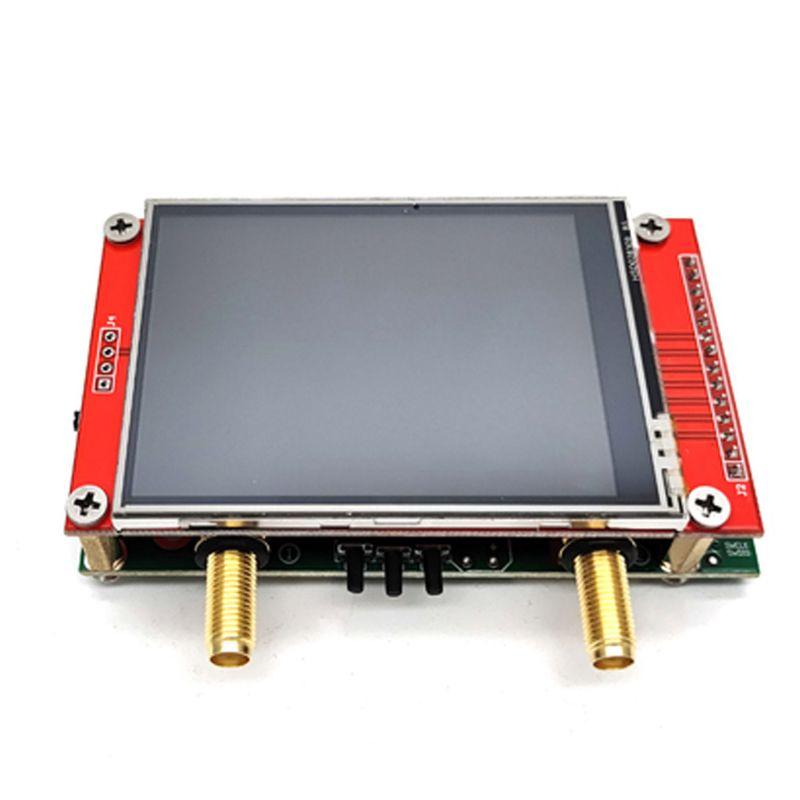 2.8 بوصة 50kHZ 3G المحمولة ناقلات ويب محلل S-A-A-2 NanoVNA V2 هوائي محلل الخنزير HF VHF UHF عالية الجودة و جديد