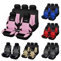 Автомобильные чехлы AUTOYOUTH, универсальные защитные чехлы из полиэстера для женщин и девушек