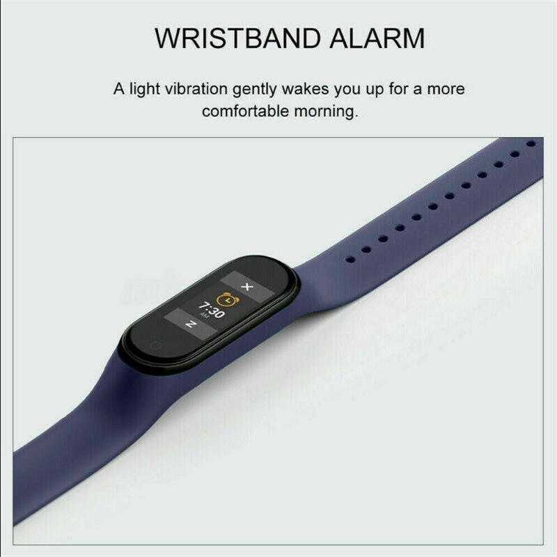 New M4 Women Sport Waterproof Smart watch Blood Pressure Heart Rate Monitor Smart Watch Men Fitness Tracker Watches Black enlarge