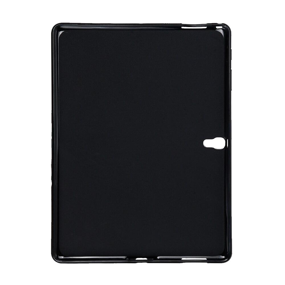 AXD Tab s 10,5 silicona Smart Tablet contraportada para Samsung Galaxy Tab S 10,5 pulgadas SM-T800 SM-T805 a prueba de golpes
