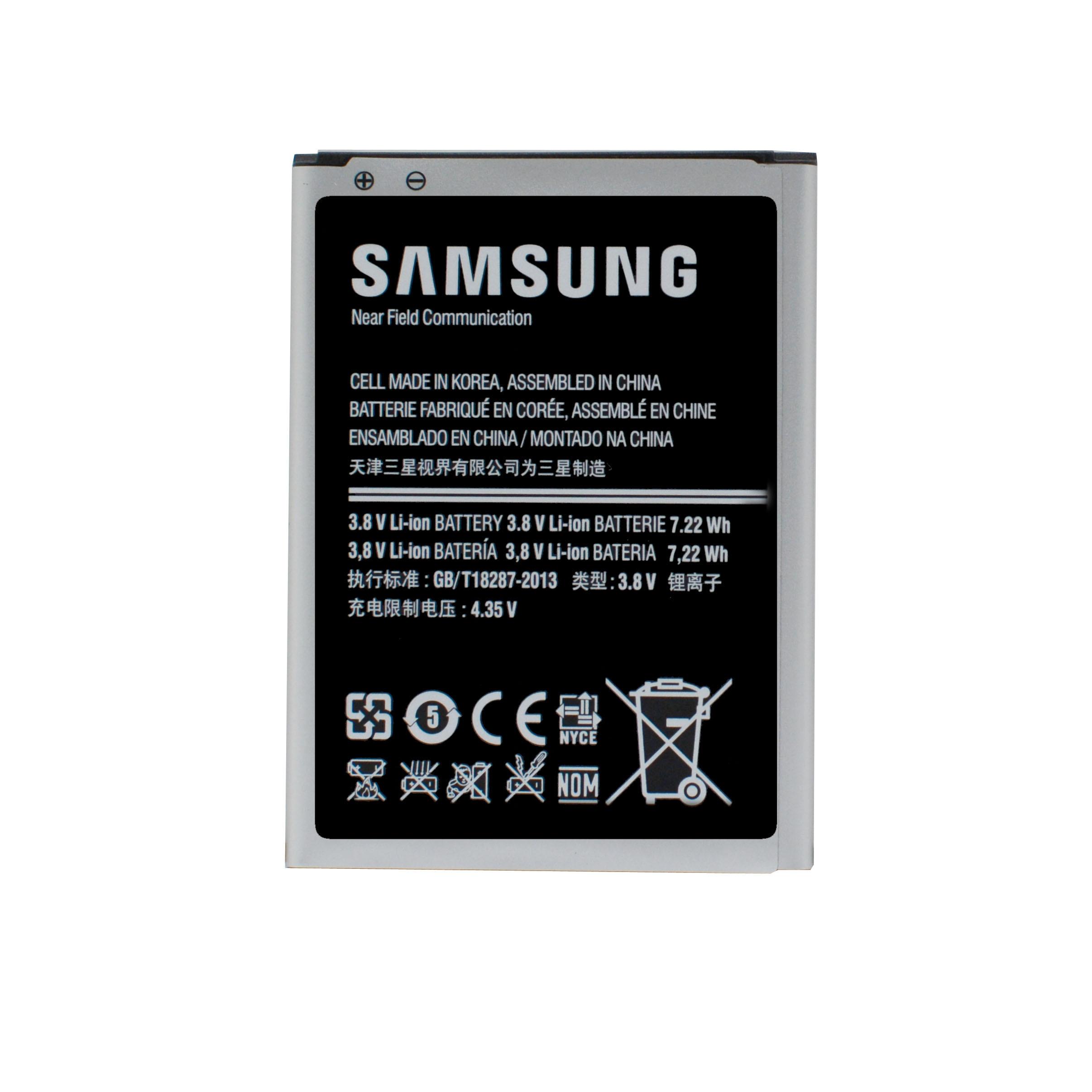 20pcs/lot Battery B500BE For Samsung Galaxy S4 Mini I9190 I9192 I9195 I9198 NFC Original phone batteria AKKU 1900mAh enlarge