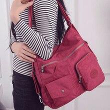 Multifunctional Travel Bags Women Designer Duffle Bag Nylon Waterproof Shoulder Bags Large Capacity
