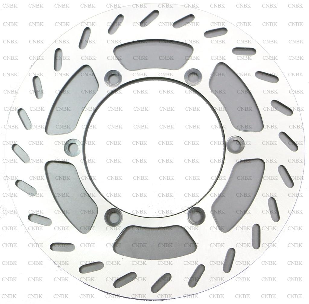 Rotor de freno de disco trasero de 245 mm para YAMAHA TDM 900 P R S T V W X TDM900 2002 - 2008 2007 2006 2005 2004 02 08 07 06 05 04 03