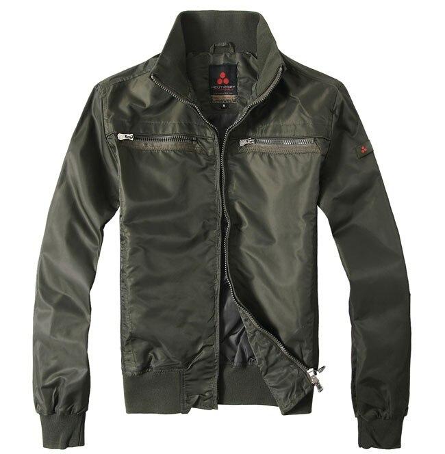 Clothes Men Spring Autumn Hombre Coat Casaco Masculino PEUTEREY Zipper Coats Men Brand Male Short De