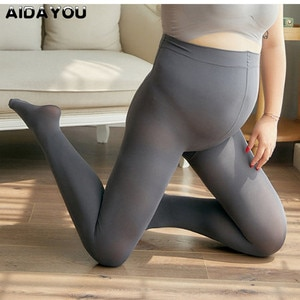 Thin Large Size Tights Womens Seamless Tight Plus Size Sexy Pantyhose Elastic Long Stockings High Waist  Nylons Lady ouc368