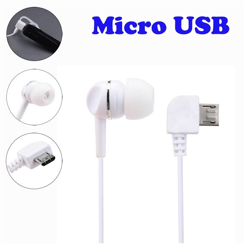 Auricular Universal adicional para auriculares Bluetooth Micro USB 5PIN Mono único auricular estéreo para auriculares Bluetooth S30