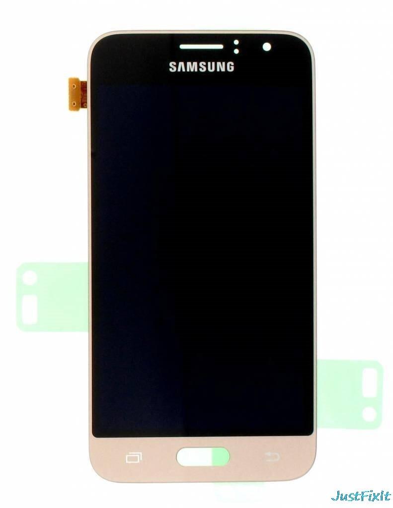 Pantalla LCD Super AMOLED para Samsung Galaxy J120 2016 J120F J120H J120M LCD pantalla táctil digitalizador 100% probado