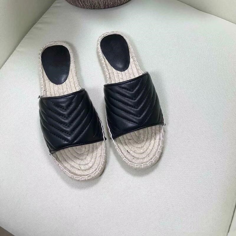 AliExpress - 2021 new famous designer ladies fashion casual slippers, high-quality luxury brand ladies fisherman slippers