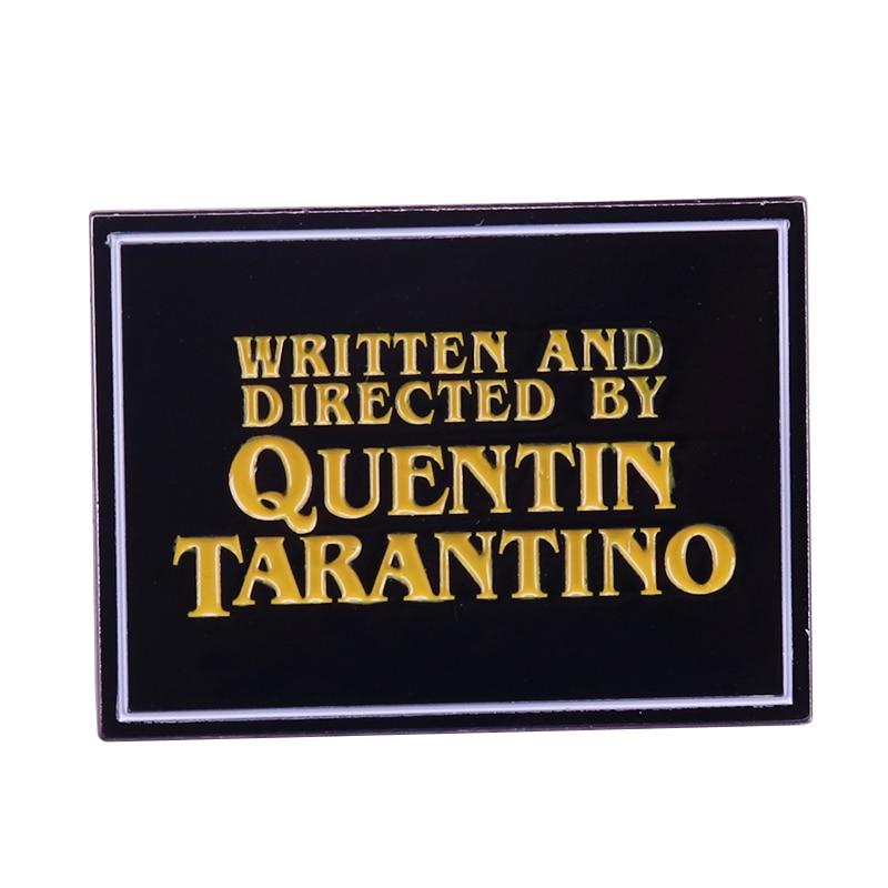 written-and-directed-by-quentin-tarantino-enamel-pininglourious-basterdsreservoir-dogspulp-fiction-director