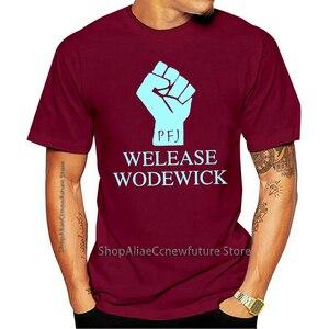 2021 Leisure Fashion T-shirt Monty Python tparódia Welease Wodewick Vida De Brian S-5xl Thomem Moda De Manga Curta Hipster