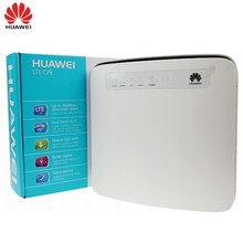 Huawei E5186 E5186s-22a 4G routeur LTE FDD 800/900/1800/2100/2600Mhz TDD2600Mhz Cat6 300Mbps routeur + antenne