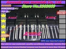 Aoweziic 2018 + 100% nouveau importé original H20R1203 IHW20N120R3 TO-247 IGBT tube de puissance cuisinière à induction tube de puissance 20A 1200V