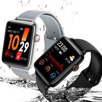 P8 1,4 дюймов Смарт-часы, мужские часы, сенсорный фитнес-трекер, кровяное давление, сон, пульсометр, часы для женщин, смарт-браслет