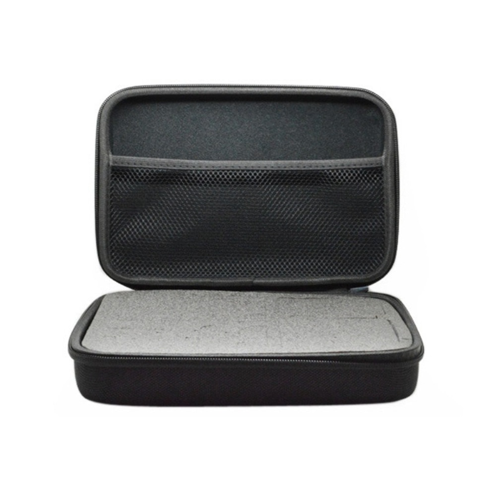 Portable EVA Travel Storage Box Camera Accessories Shockproof Collection Bag Case for GoPro Hero Xiaomi Yi SJCAM
