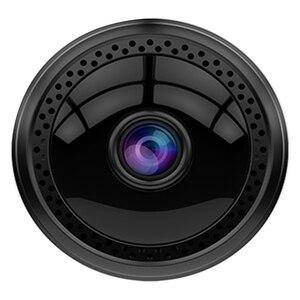 W12 1080P HD IP Mini Camera Wireless Wifi Security Remote Control Surveillance Night Vision Camera