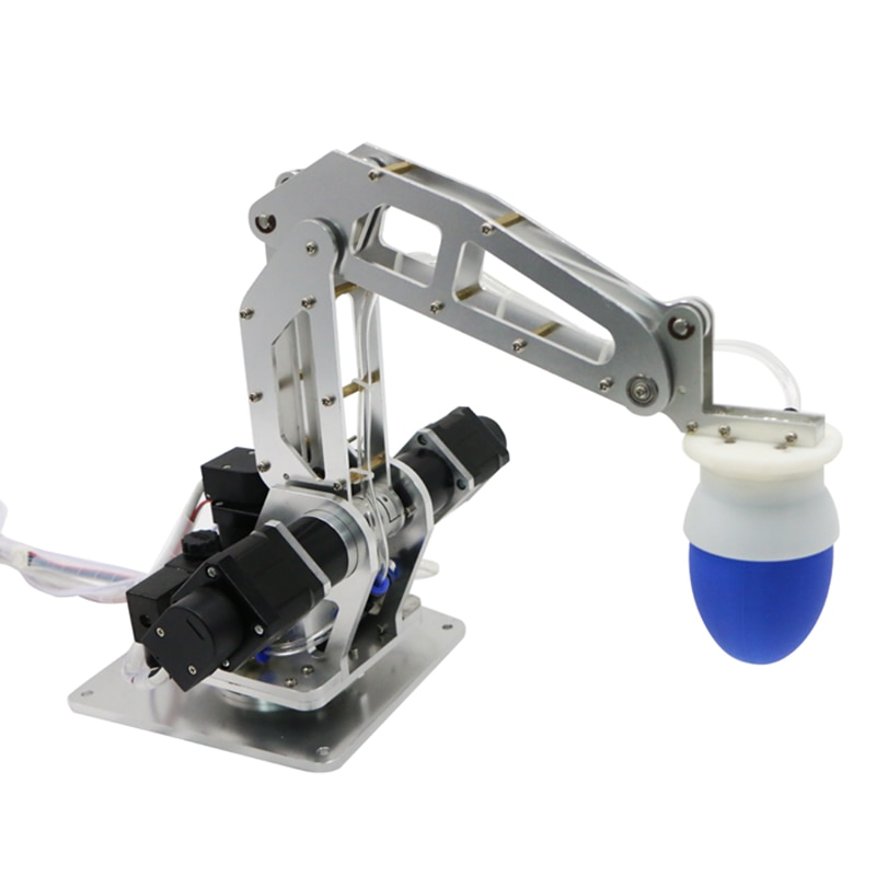 Teaching deceleration planetary stepper motor with coding for industrial flexible bionic robot arm manipulator