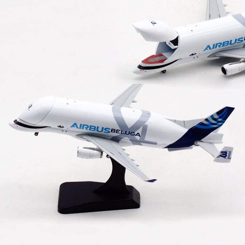 1/400 skala 330 A330-743L BELUGA Airlines Flugzeug Modell Legierung mit Fahrwerk Flugzeug sammeln display Flugzeuge sammlung