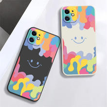 For Iphone Case 11 Accessories Soft Shell Mobile Phone 6 6S Plus Liquid Silicone Apple 7 8 X XR XS M