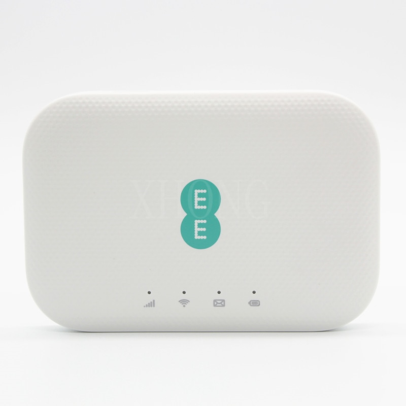 جهاز توجيه لاسلكي جديد من الجيل الرابع من الكاتيل طراز EE71 مزود بخاصية 4G CAT6 300Mbps LTE مزود ببطارية 2150 مللي أمبير في الساعة