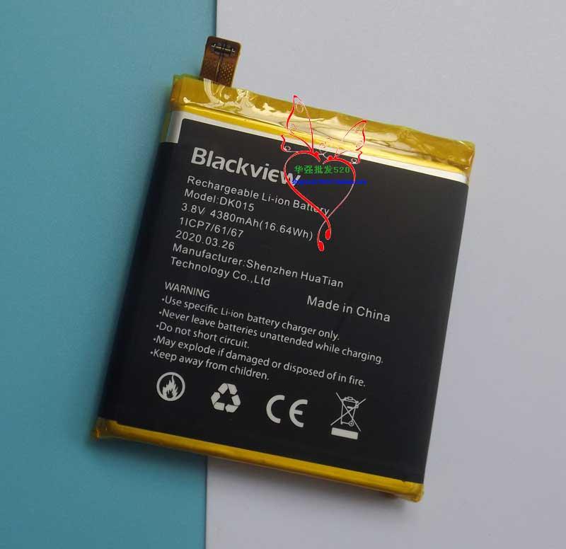 Para blackview bv9900 pro bv9900pro smartphone fonte de alimentação da bateria bty 4380mah dk015