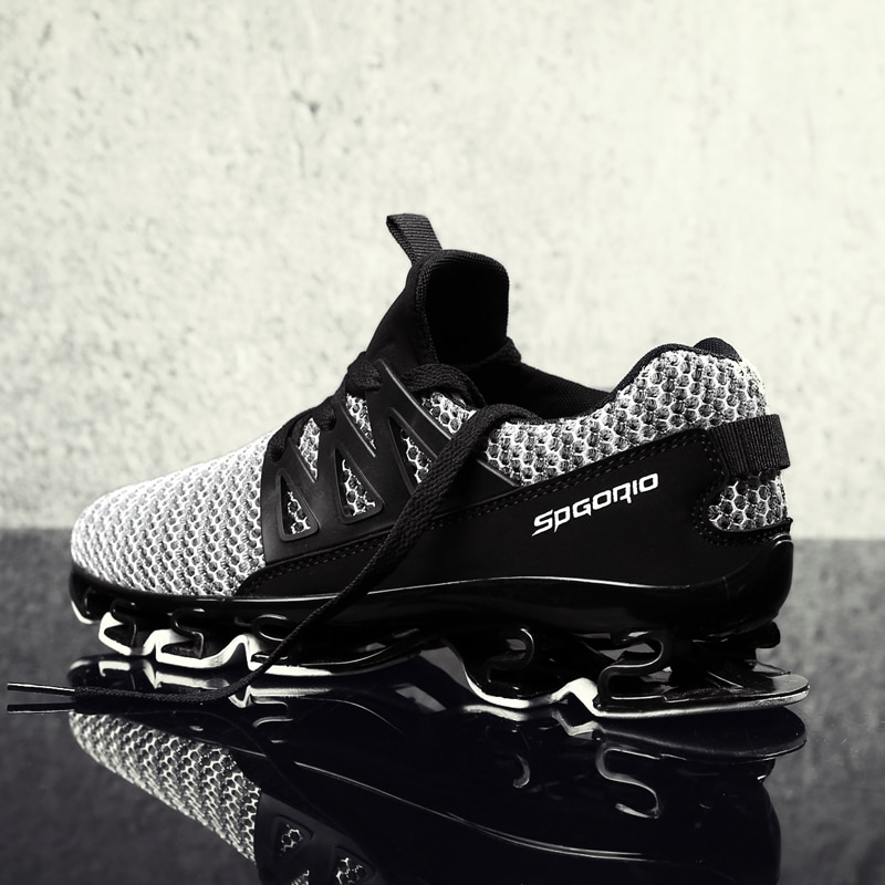 Women Men Running Shoes Breathable Fashion Trainers Casual Couple Shoes Plus Size 36-48