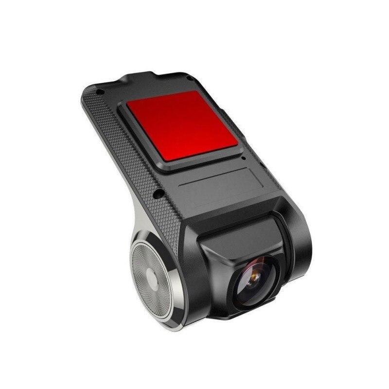 HD USB רכב DVR מצלמה מצלמת מקליט ראיית לילה עבור אנדרואיד דאש ראש יחידת רכב מולטימדיה סטריאו רדיו אודיו Dvd GPS ניווט
