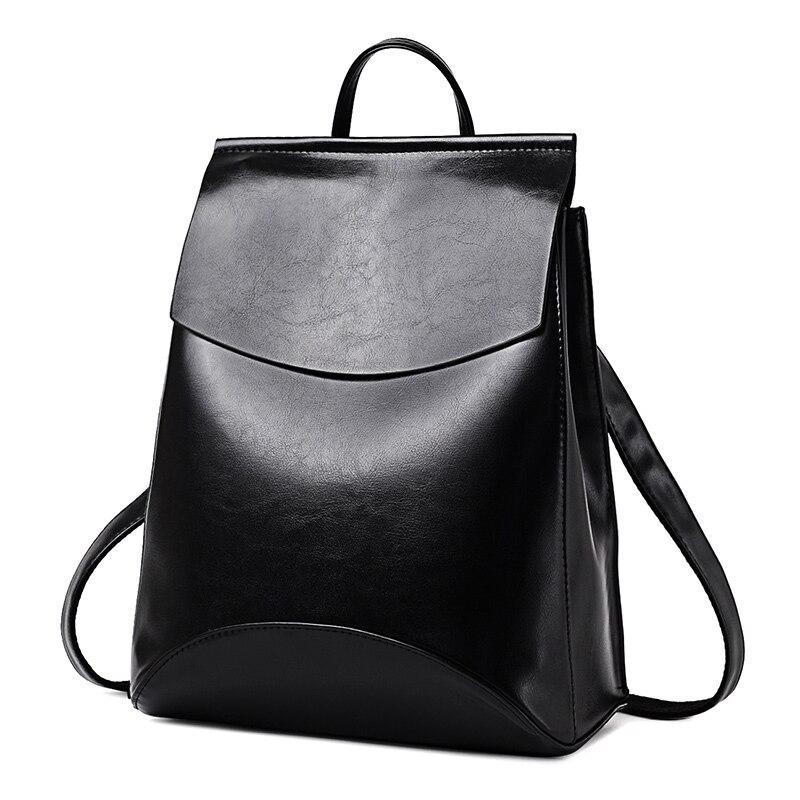2020HOT Fashion Women Backpack High Quality PU Leather Backpacks for Teenage Girls Female School Shoulder Bag Bagpack mochila