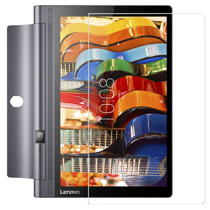 "Película protectora de pantalla de vidrio templado para Lenovo Yoga Tab3 Tab 3 10 X50L X50F X50M YT3-X50F 10,1 ""Tablet"