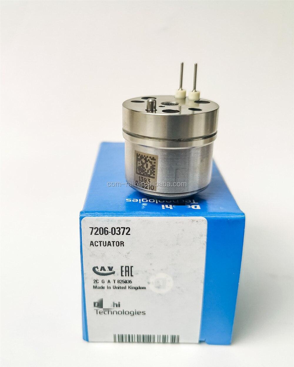 genuine solenoid valve actuator kit 7206-0372 enlarge