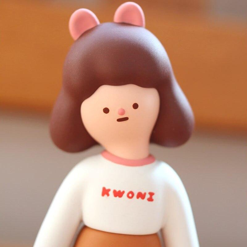 Kawaii Toy Wardrobe Series Trendy Kid Doll Birthday Gift Computer Desktop Decoration Blind Random Box