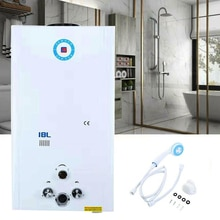 Honhill 18L Propane Gas LPG Tankless Instant Hot Water Heater Boiler with Shower Head CE / ISO appro