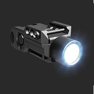 Smart Sensor Built-in USB Rechargeable Weapon Flashlights For Guns Military Pistol Flashlight For Glock 17 23