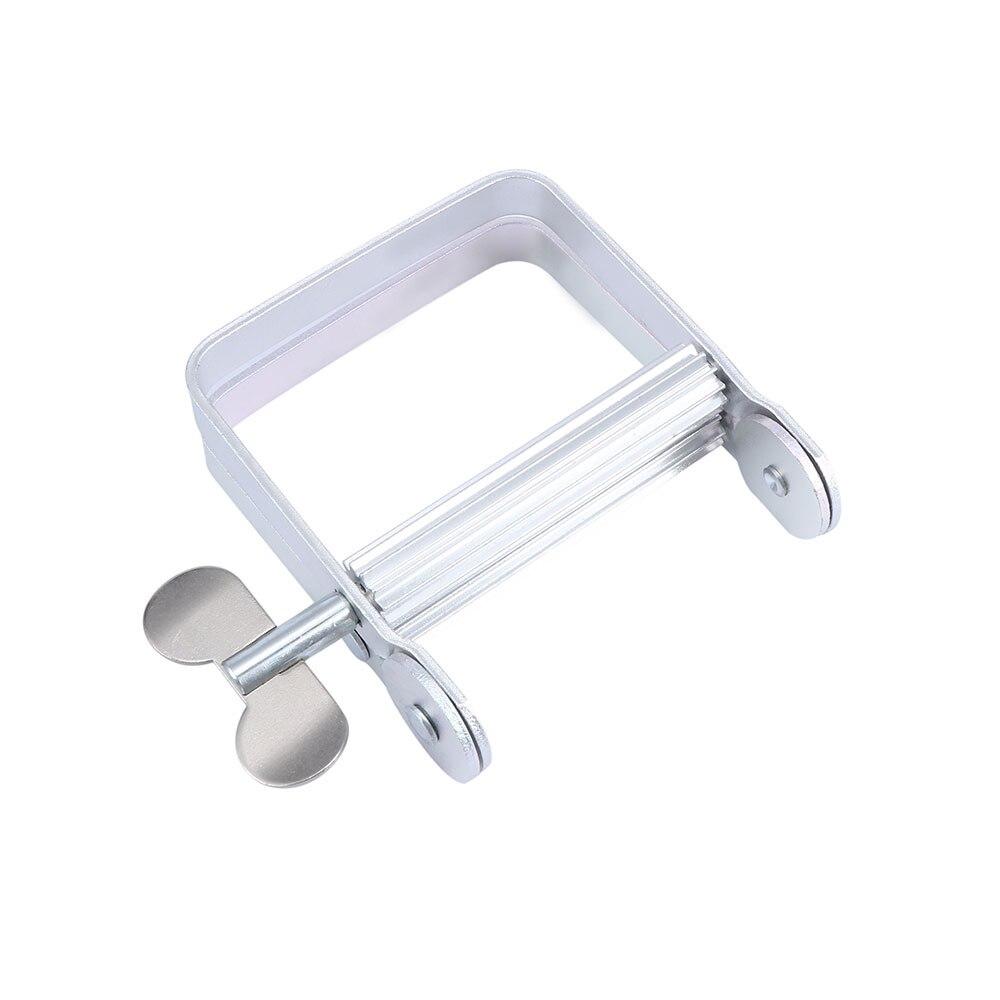 Tubo de baño soporte de laminación de pasta de dientes de aluminio exprimidor de pasta de dientes suministros de herramientas para el hogar accesorios de baño