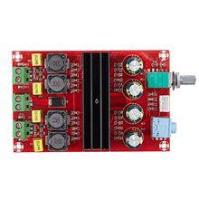 TDA3116D2 Digital Audio Power Amp 100W x2 2.0 Stereo Class D HIFI amplifier DC 12V 24V XH-M190 D3-007