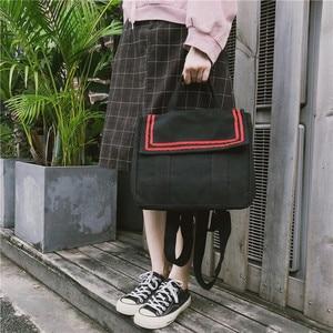 JK Bag Girly Girl Japanese Students Bag JK Commuter Bag Briefcase Bookbag Travel Messenger Bag Handbag Simple cute Women's bag
