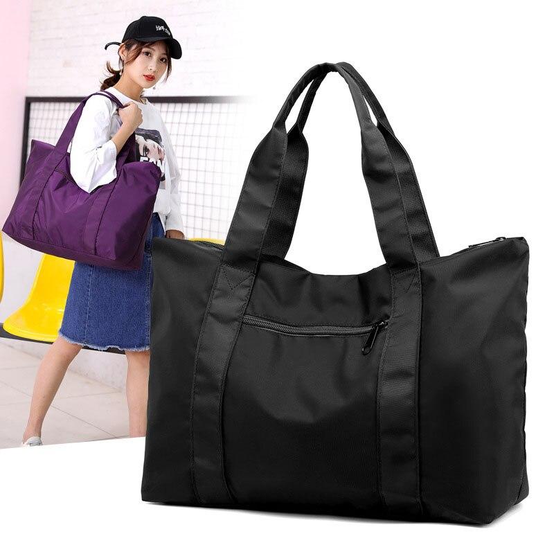 Женские Водонепроницаемые спортивные сумки для фитнеса 2021, портативные дорожные сумки, вместительные сумки, женские дорожные сумки
