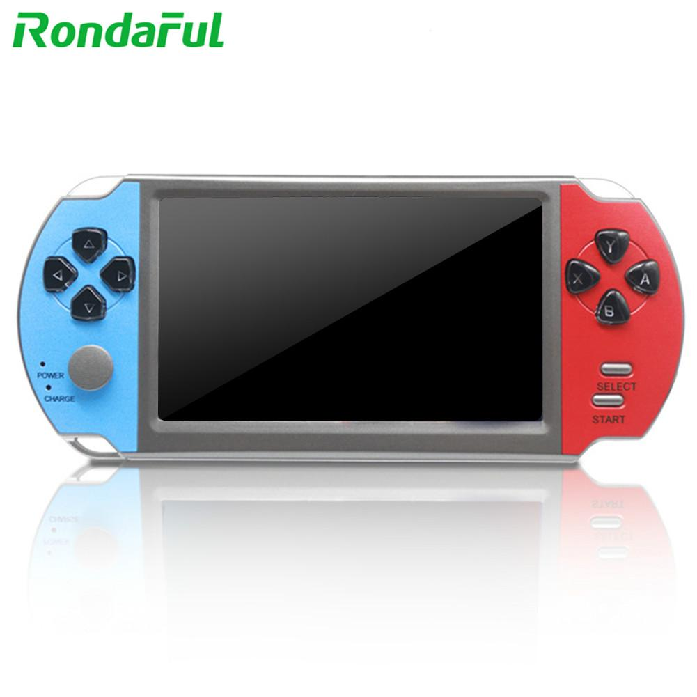 Consola portátil con 3000 juegos incorporados, consola De Videojuegos portátil con accesorios...