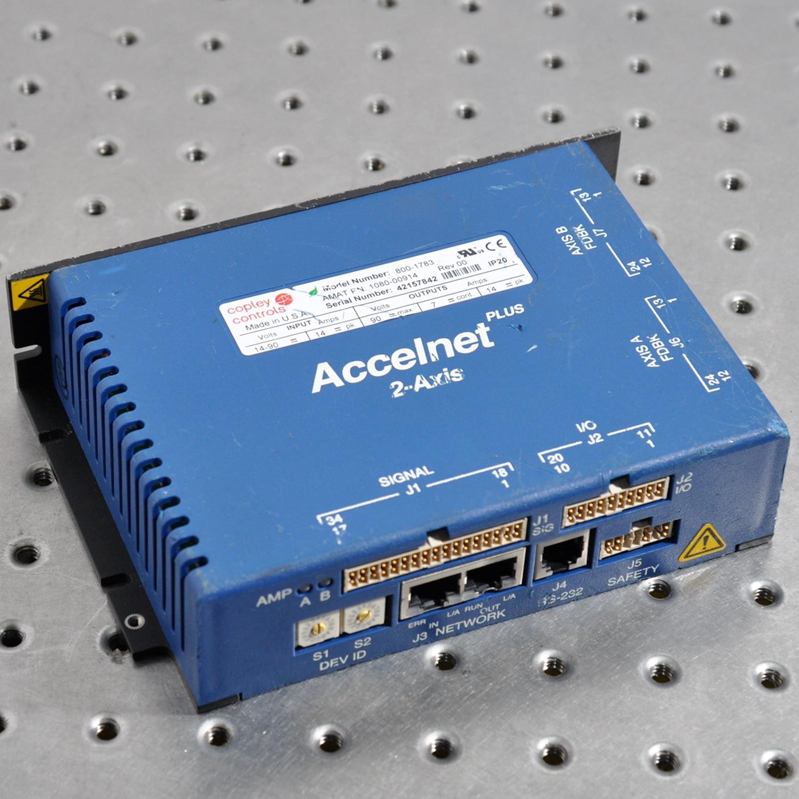 US copley controls CORP 800-1783 drive