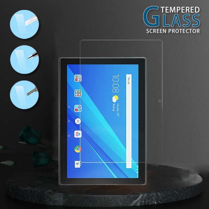 HD Tempered Glass for Lenovo TAB M10 TB-X605F Tablet TB-X505 10.1 Inch Anti-Scratch Screen Film