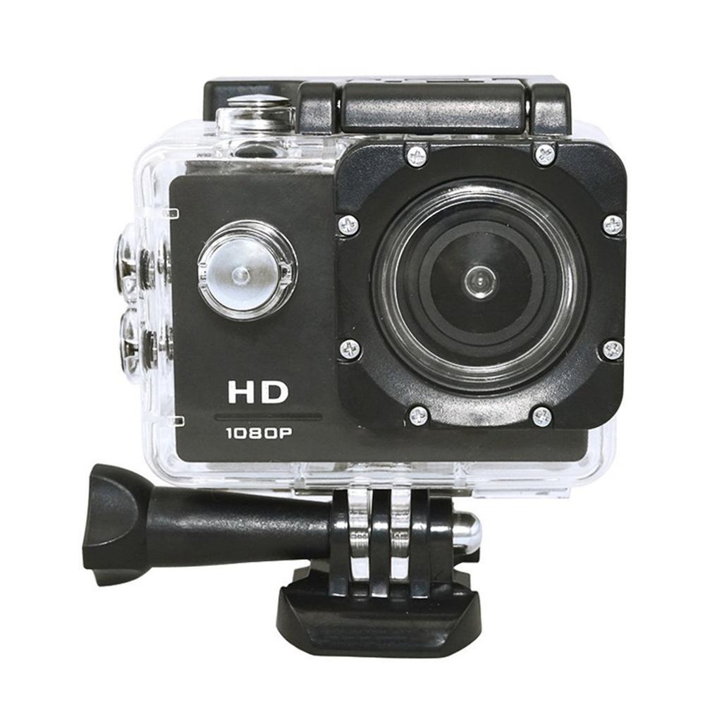 Cámara de Acción Wifi de plástico 30M impermeable Go Diving Pro Sport Mini Dv 1080P, cámara de vídeo, casco de bicicleta, cámara de coche Dvr