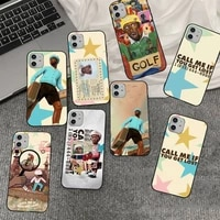 tyler the creator call me if you get lost phone case for iphone 8 7 6s plus x 5s se 2020 xr 11 12 mini pro xs max